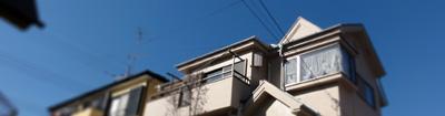 埼玉県所沢市でのフラットアンテナ(平面アンテナ)施工例