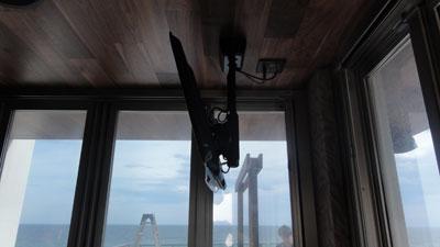26インチ天吊りスイーベル1