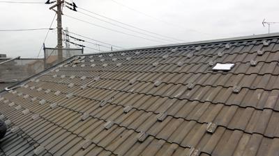横浜太陽光パネル撤去1