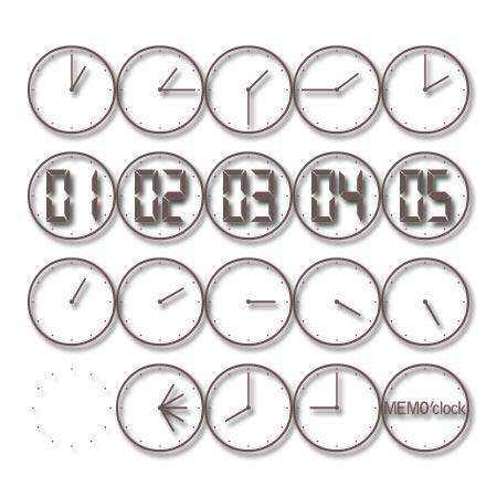 MEMO'clock