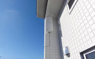 フラットアンテナ施工事例