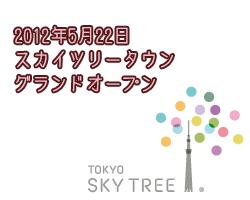 東京スカイツリーからの地デジ発信について