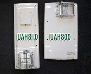 UAH810背面 UAH800背面