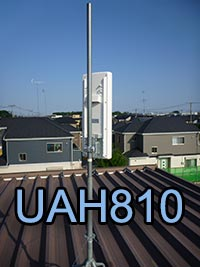 UAH810背面