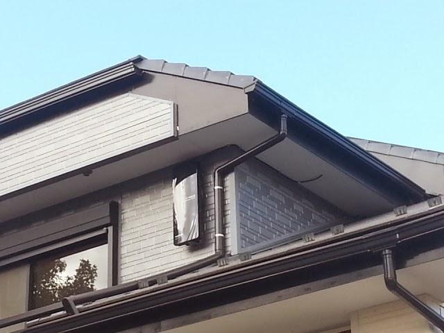 埼玉県北本市でフラットアンテナの設置