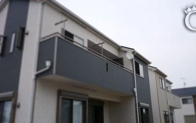 熊谷市で屋根裏への地デジフラットアンテナ設置