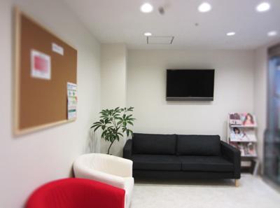東村山歯科医院 テレビ壁掛け工事 全体図
