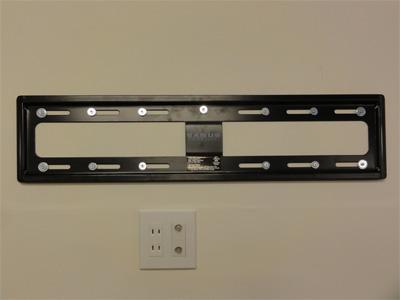 VMPL50A壁掛け金具取付