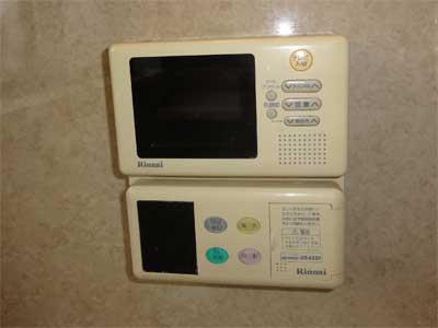 さいたま市_浴室テレビ