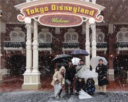 東京ディズニーリゾートで研修をしてきました