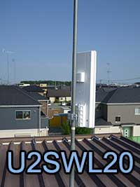U2SWL20背面