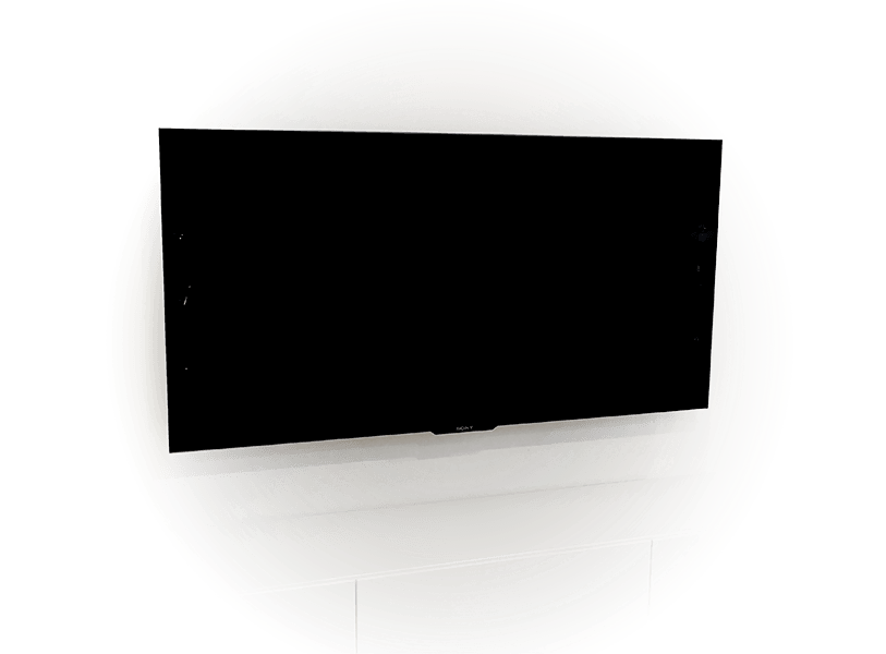 壁掛け工事イメージ