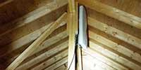 さいたま市西区ベルホームズ屋根裏アンテナ設置200x100